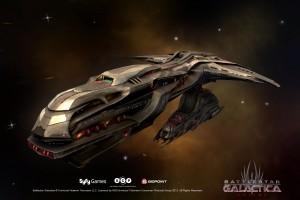 Battlestar Galactica Online: Umfangreiche Änderungen und ein leichterer Spieleinstieg