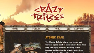 Crazy Tribes – Browsergame nun auch für Android erhältlich