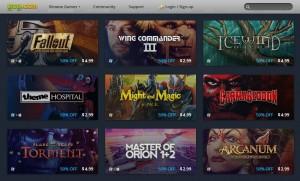 GOG: Weihnachtsverkauf und 50% Rabatt auf fast alle Games
