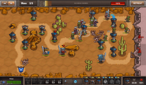 Tower Heroes – Tower Defense aus dem Hause TravianGames